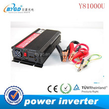inverter 1kv,12v to 220v modifined sine wave factory price