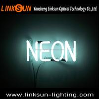 Buy 2015 HSTD neon sign letters use UL transformer aluminum frame ...