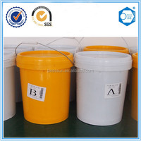High temperature epoxy glue for marble, wooden material