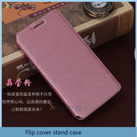 Import opportunities wallet business mobile phone skin PU leather magnetic flip cover stand phone case for red mi note 3