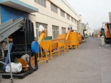 380V 50 HZ PET bottle washing drying Line Waste Plastic Recycling Machines