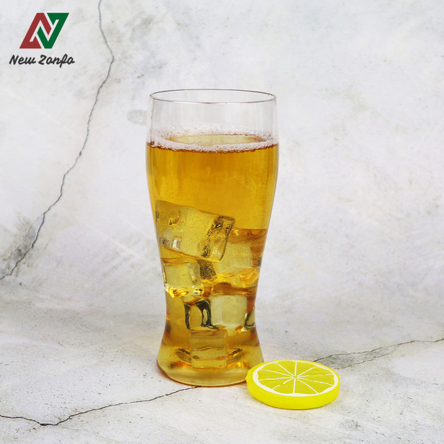 Plastic beer glass Crystal unbreakalbe beer glass Plastic mug 14oz