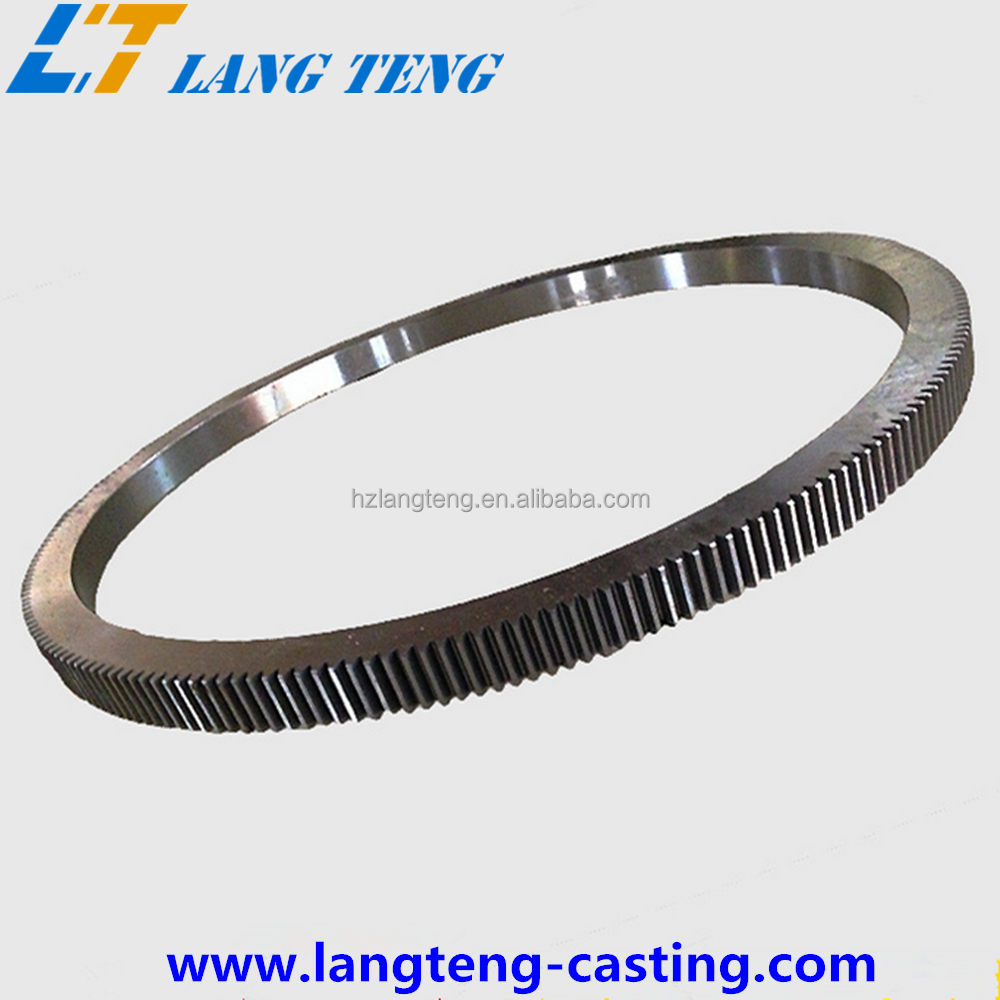 OEM Large Ring Gear for Cement Mixer