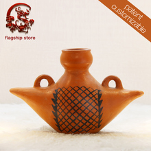 The Chinese style ancient handmade home decor exquisite pottery