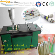 Recycled paper pen making machine / paper pencil making machine 0086 18203652053
