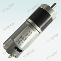 GMP36-555 12v dc gear motor specifications