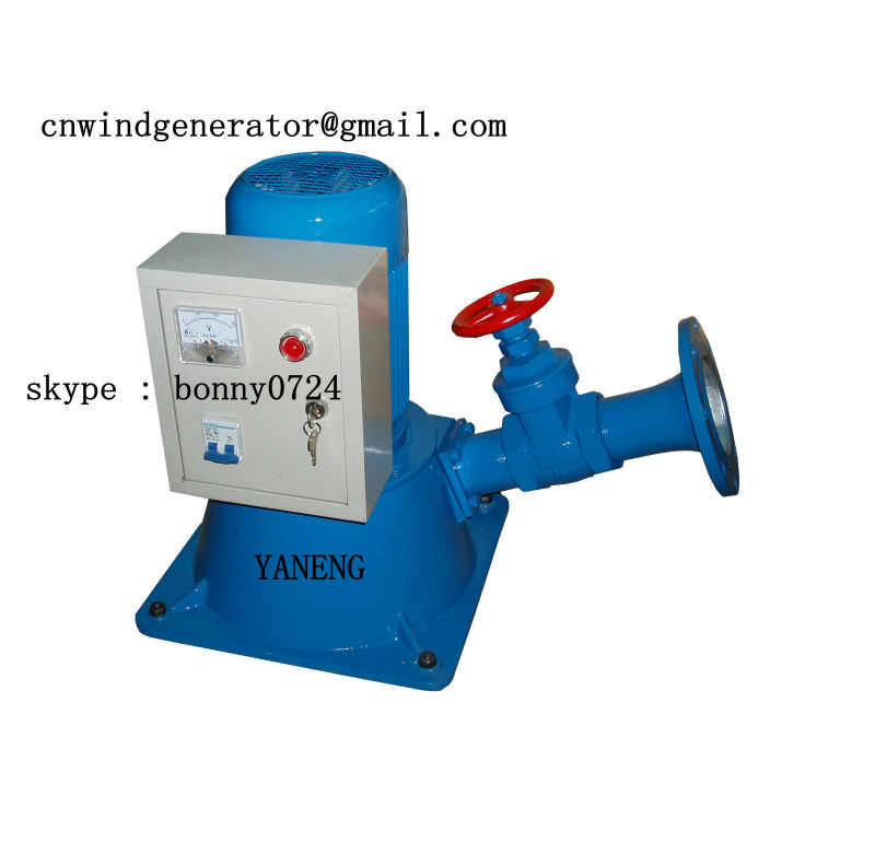 hydro generator 3kw for home use