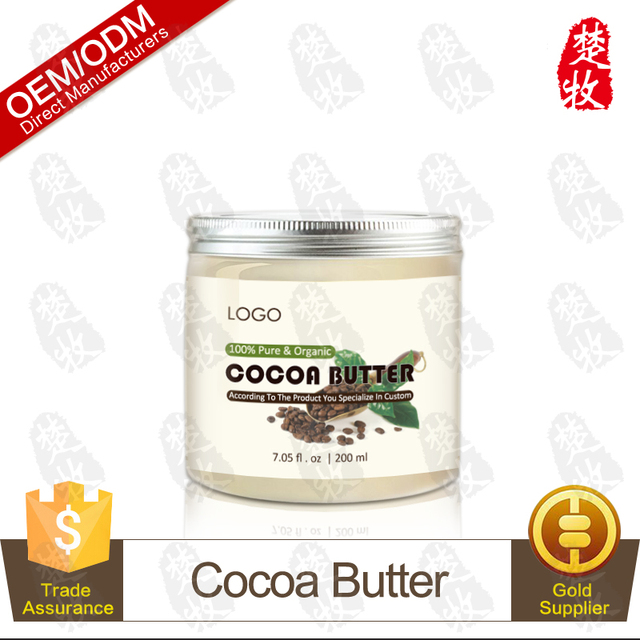 Pure Cocoa Butter Cosmetic Manufacturer