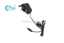 12v ac dc power adapter 12v 0.5A switching power supply adapter