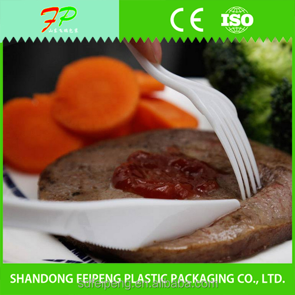 Hot selling PP material spoon,knife,fork, disposable plastic cutlery