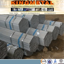 2012 Hot Sale Pre-Galvanized Steel Pipe-ex factory