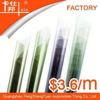 a controlable windows car color, Nano window tinting film,car safety film