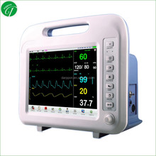 Best price CE approved LCD DHMI Wall mount Multi-Parameter Patient Monitor