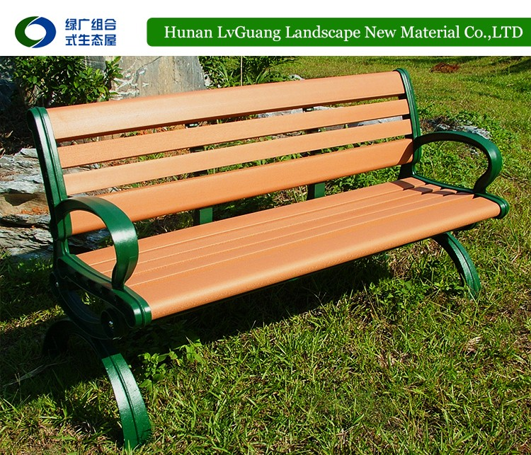 Garden outdoor chair sets solid wooden furniture wholesale wpc