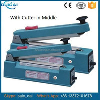 Best Supply 300mm Middle Cutter Hand Sealing and Cutting Machine
