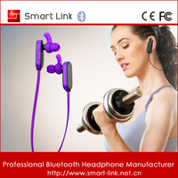 2016 Private Lables Mini Sport Bluetooth Headset For Galaxy S6 edge+