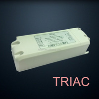 Power factor 0.95 dimmable 22w external t8 led tube light driver