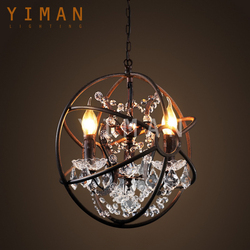 Decoration pendant light indoor and outdoor