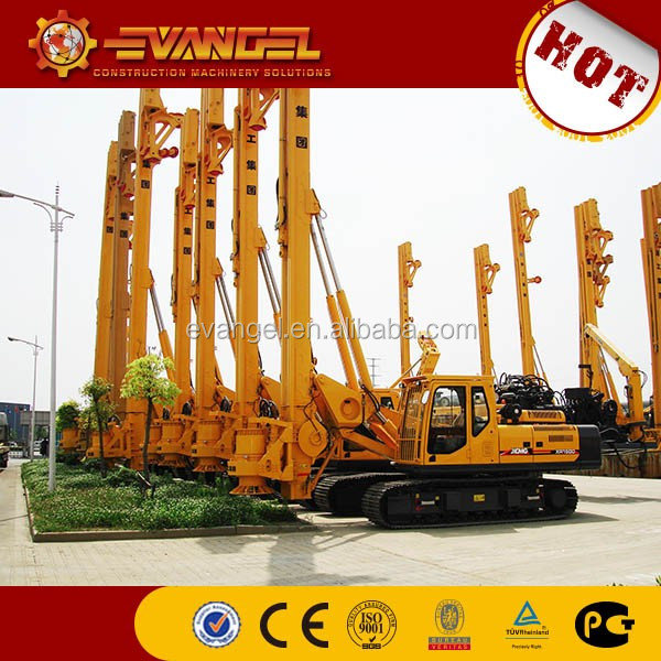 Drill Rig  Pile Rotary Drilling Rig XR150D Pile machinery