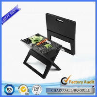New improve mini park portable korean bbq grill