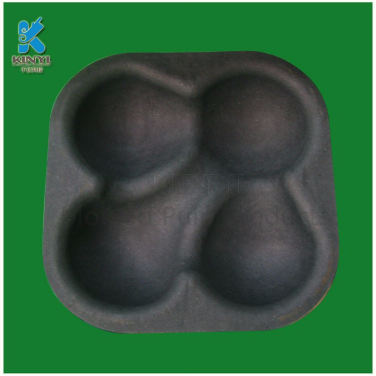 Disposable paper pulp fruit tray liners wholesale
