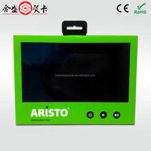 Top quality 7 inch video module for greeting cards,video module with a chain link,xxx video led display module