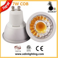 7W Gu10 LED energy efficiency lighting Spotlight retrofit led