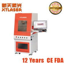 XT LASER 20w mopa 0.001mm precision 30w fiber laser marking machine