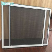 Adjustable Sliding Window Screen
