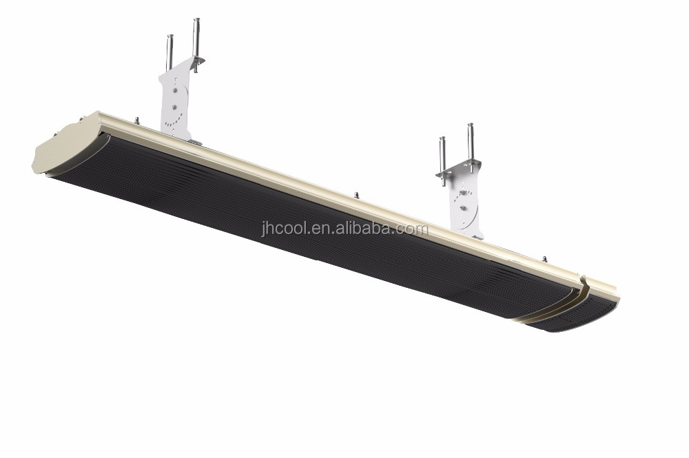 Infrared outdoor heaters better than heating panel mirror