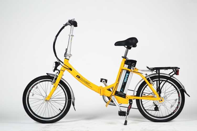 "26"" mini electric folding bike aluminium tricycle bicycle"