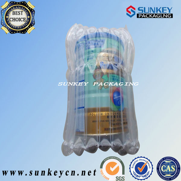 inflatable air protective bags for milk powder