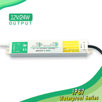 waterproof led power supply constant current dimmable led driver 100 volt dc power supply