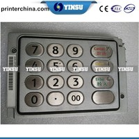 445-0717250 ATM machine ATM parts NCR Secure Keyboard EPP