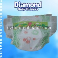 2014 Happy flute baby diapers wholesale nappies