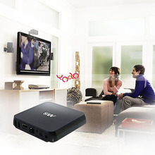 M8 Smart Android TV Box Quad Core Android TV Box