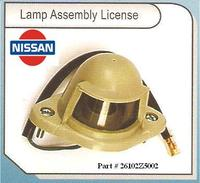 Nissan Lamp Assembly
