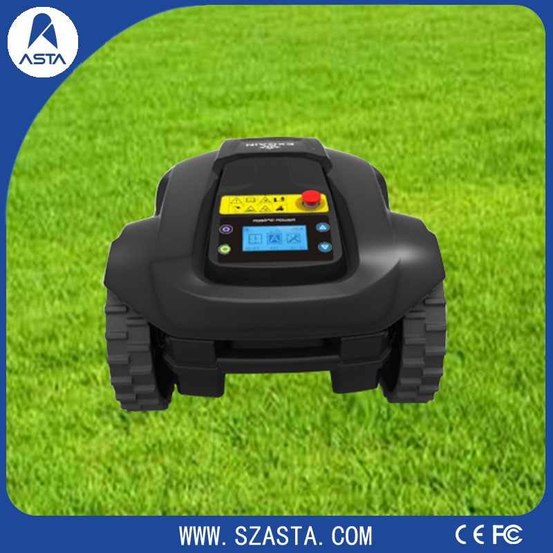 Intelligent Garden Lawnmower Robotic with APP WIFI Remote Control Self Propelled grass cutter machine price in the philippines