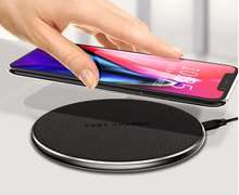 Quick Charging Ultra Slim Portable Wireless Charger For Samsung Galaxy