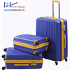 smart elegant durable candy colorful fashion travel case travel luggage hard travel luggage sets