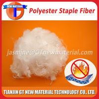 Virgin Polyester Staple Fiber (PSF), Flame Retardant Fiber, High-tech Polyester Spinning Yarn