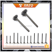 Universal motorcycle engine valve for CG125