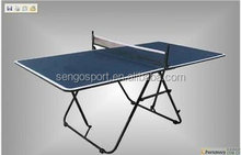 table tennis table standard offical size sengo sports PingPong Table