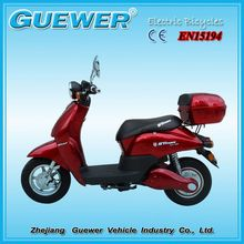 GUEWER 2016 New Design EEC certificated electric scooters 60V 1200W/72V 1500W brushless