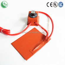 silicone rubber heater electric heater 230v portable electric immersion water heating element