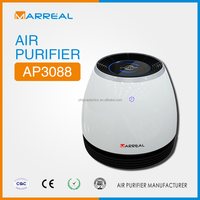 Portable smoke removal air purifier ionizer, air purifier China