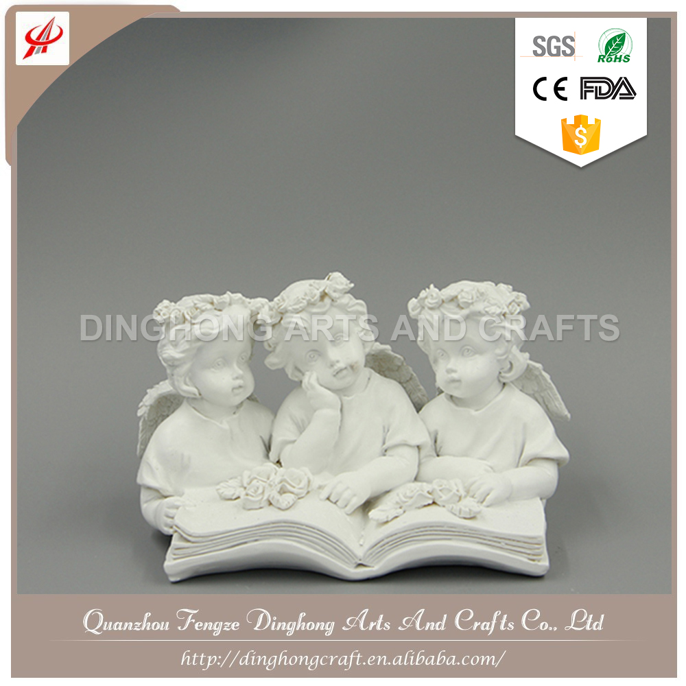 Wholesale Garden Angel,Garden Decoration,Polyresin Figurine
