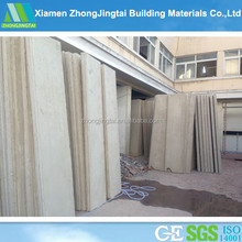 ZJT temporary building materials size:2440*610*50/75/100/125mm sandwich panel