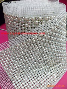 Hot Sale Pearl Rhinestone trimming Wholesale