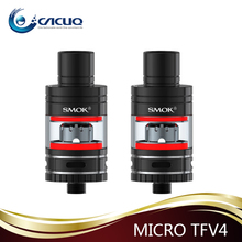 Authentic Smok Mirco TFV4 Tank 510 RDA drip tip Smoktech Wholesale